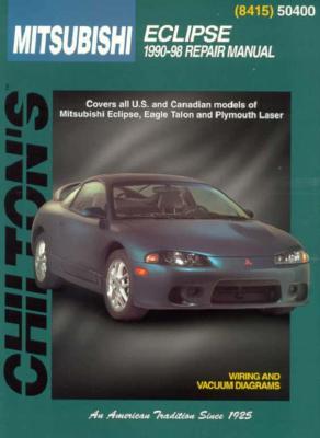 Chilton's Mitsubishi By Chilton Book Company (EDT)