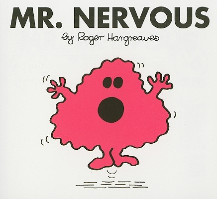 Mr. Nervous By Hargreaves, Roger